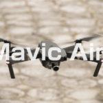 DJIが新ドローンのMavic Airを発表?